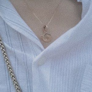 Jewelry - Friendship Enduring Rose Gold Dinosaur Pendant